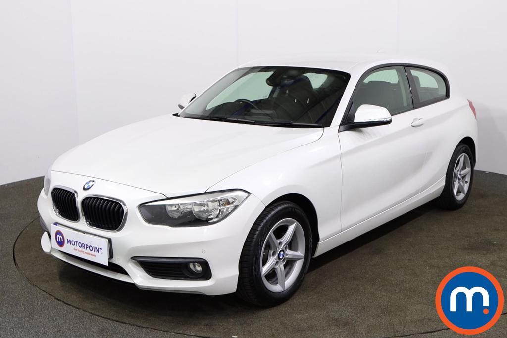BMW 1 Series 118i [1.5] SE 3dr [Nav] Step Auto - Stock Number 1151444 Passenger side front corner