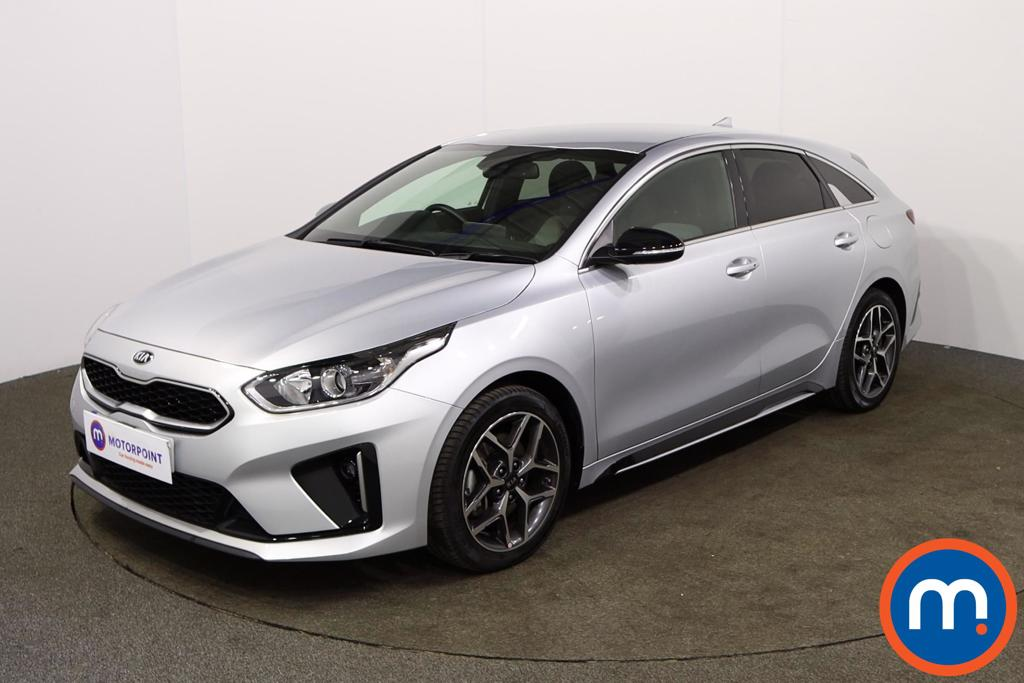 KIA Pro Ceed 1.4T GDi ISG GT-Line 5dr DCT - Stock Number 1152812 Passenger side front corner