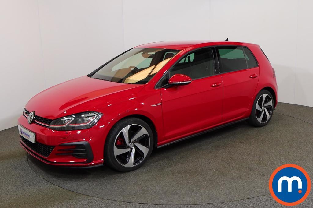 Volkswagen Golf 2.0 TSI GTI 5dr - Stock Number 1152873 Passenger side front corner