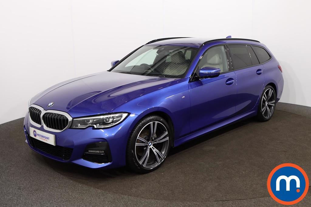 BMW 3 Series 320i M Sport 5dr Step Auto - Stock Number 1153018 Passenger side front corner
