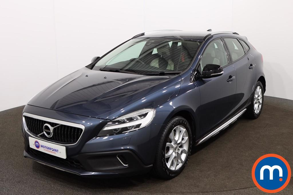Volvo V40 T3 [152] Cross Country Pro 5dr Geartronic - Stock Number 1153031 Passenger side front corner