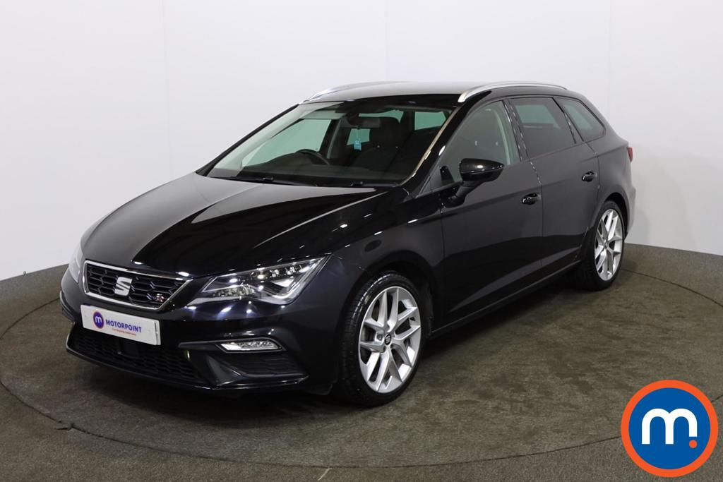 Seat Leon 2.0 TDI 150 FR Technology 5dr - Stock Number 1139113 Passenger side front corner