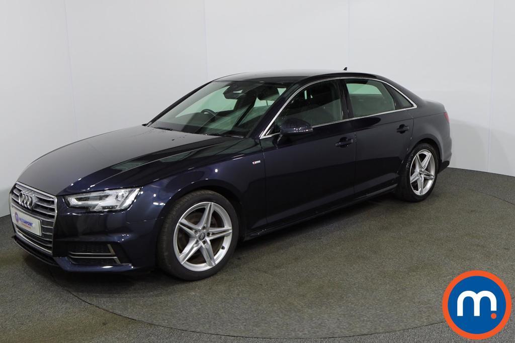 Audi A4 1.4T FSI S Line 4dr [Leather-Alc] - Stock Number 1150781 Passenger side front corner