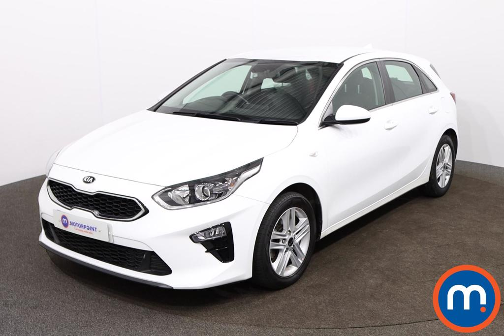 KIA Ceed 1.6 CRDi ISG 2 5dr - Stock Number 1151688 Passenger side front corner