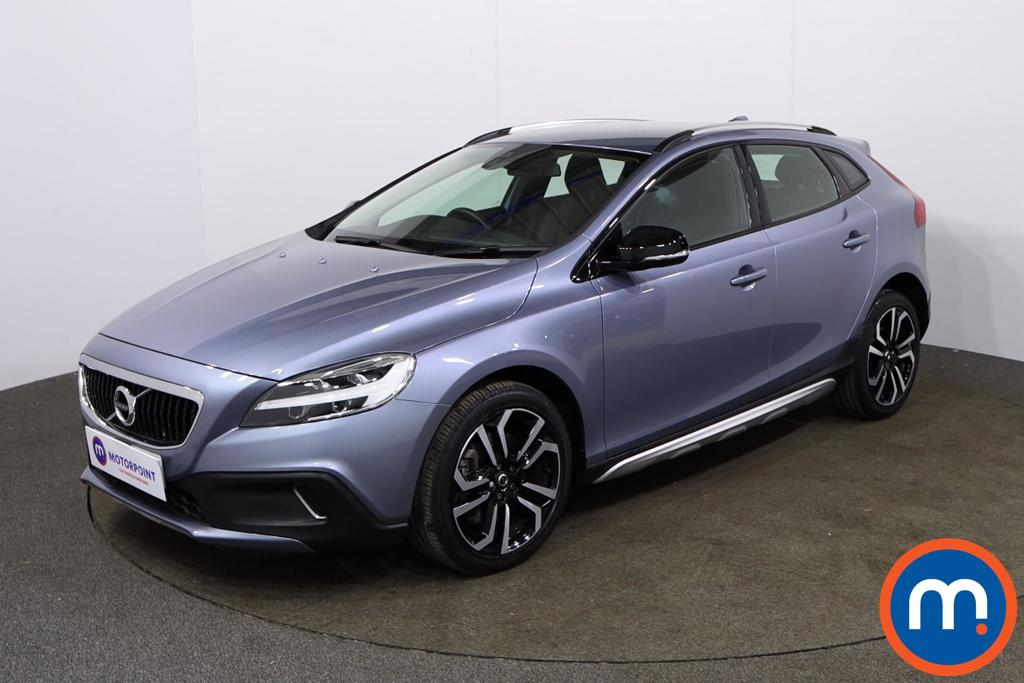 Volvo V40 T3 [152] Cross Country Pro 5dr Geartronic - Stock Number 1152046 Passenger side front corner
