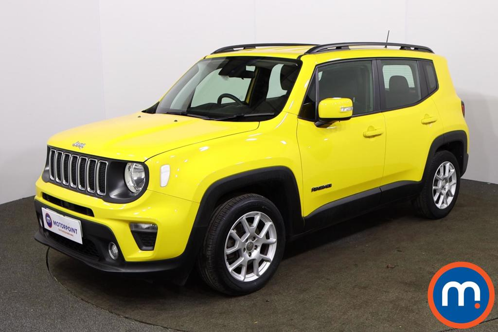 Jeep Renegade 1.0 T3 GSE Longitude 5dr - Stock Number 1152228 Passenger side front corner