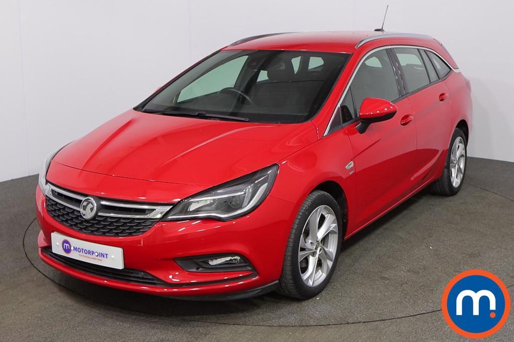 Vauxhall Astra 1.6 CDTi 16V SRi 5dr - Stock Number 1143714 Passenger side front corner
