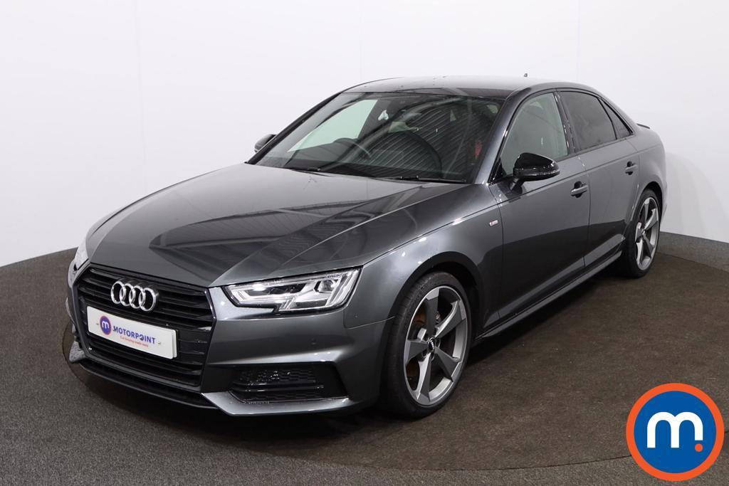 Audi A4 1.4T FSI Black Edition 4dr - Stock Number 1149040 Passenger side front corner