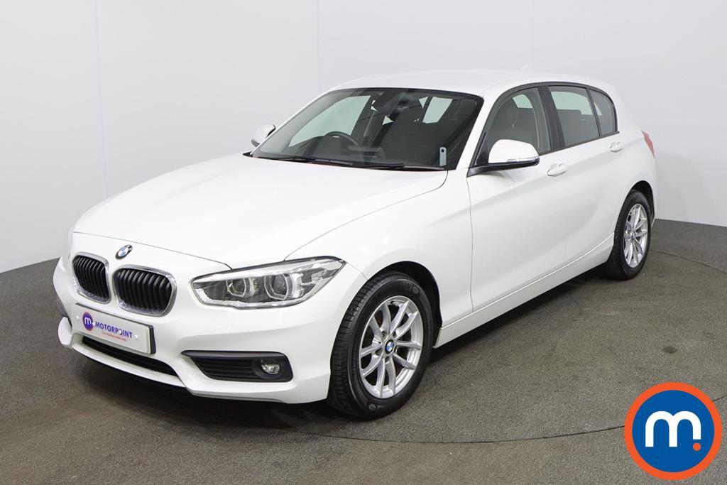 BMW 1 Series 116d SE Business 5dr [Nav-Servotronic] Step Auto - Stock Number 1151542 Passenger side front corner