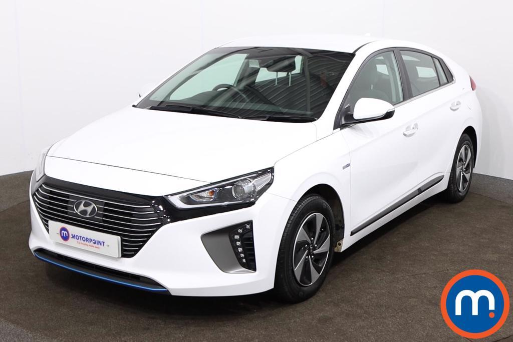 Hyundai Ioniq 1.6 GDi Hybrid Premium 5dr DCT - Stock Number 1153065 Passenger side front corner