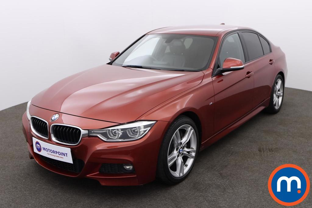 Used Or Nearly New Bmw 3 Series 340i M Sport 4dr Step Auto 1153450 In Orange For Sale At Motorpoint Oldbury Motorpoint