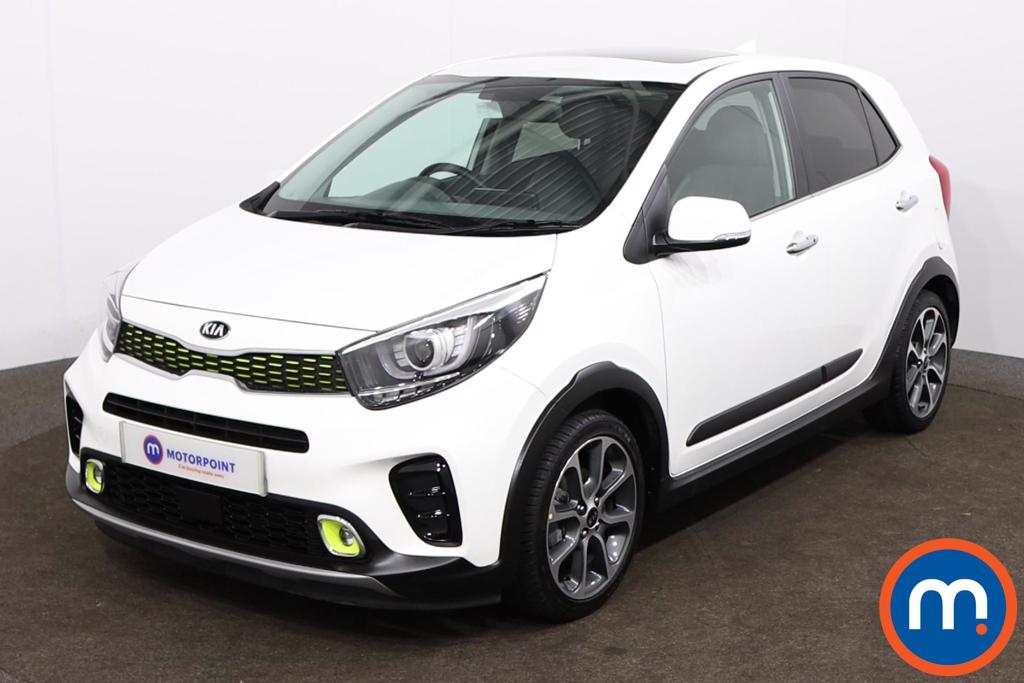 KIA Picanto 1.25 X-Line S 5dr Auto - Stock Number 1154040 Passenger side front corner