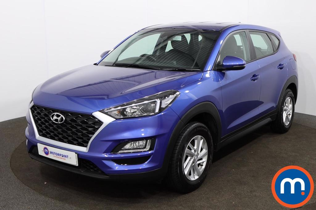 Hyundai Tucson 1.6 GDi S Connect 5dr 2WD - Stock Number 1150643 Passenger side front corner