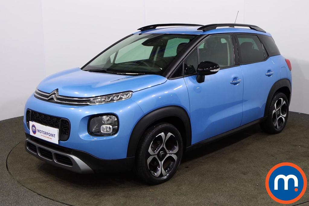 Citroen C3 Aircross 1.5 BlueHDi Flair 5dr [6 speed] - Stock Number 1152355 Passenger side front corner