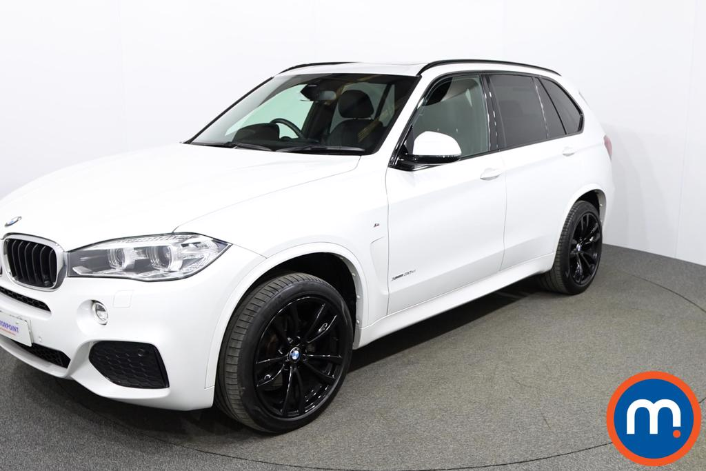BMW X5 xDrive30d M Sport 5dr Auto [7 Seat] - Stock Number 1153563 Passenger side front corner