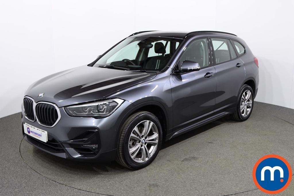 BMW X1 sDrive 18i Sport 5dr Step Auto - Stock Number 1146605 Passenger side front corner