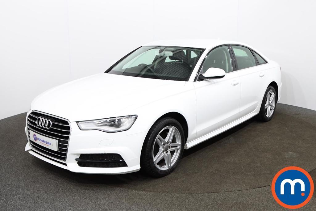 Audi A6 2.0 TDI Ultra SE Executive 4dr - Stock Number 1149869 Passenger side front corner
