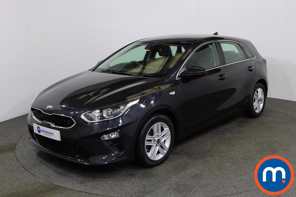 KIA Ceed 1.6 CRDi ISG 2 5dr - Stock Number 1151687 Passenger side front corner