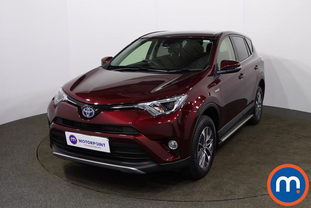 Toyota Rav4 2.5 VVT-i Hybrid Business Ed Plus TSS 5dr CVT 2WD - Stock Number 1151771 Passenger side front corner