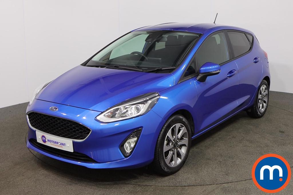 Ford Fiesta 1.1 Trend Navigation 5dr - Stock Number 1152168 Passenger side front corner