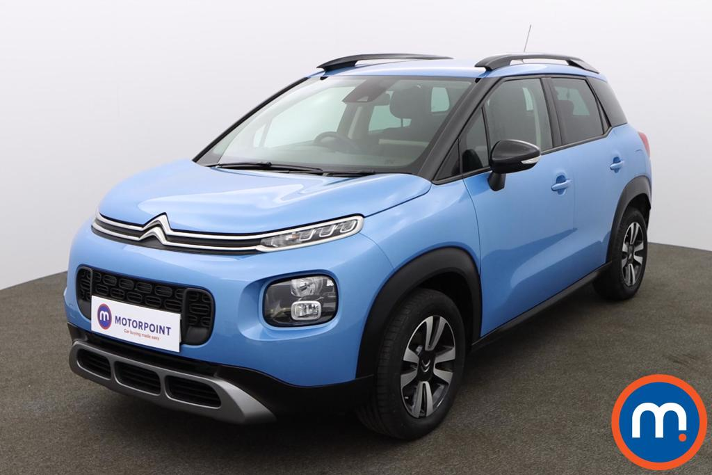 Citroen C3 Aircross 1.2 PureTech 110 Feel 5dr - Stock Number 1152383 Passenger side front corner