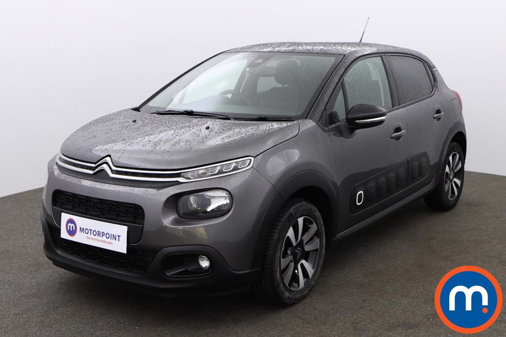 Citroen C3 1.2 PureTech 82 Flair 5dr - Stock Number 1152519 Passenger side front corner