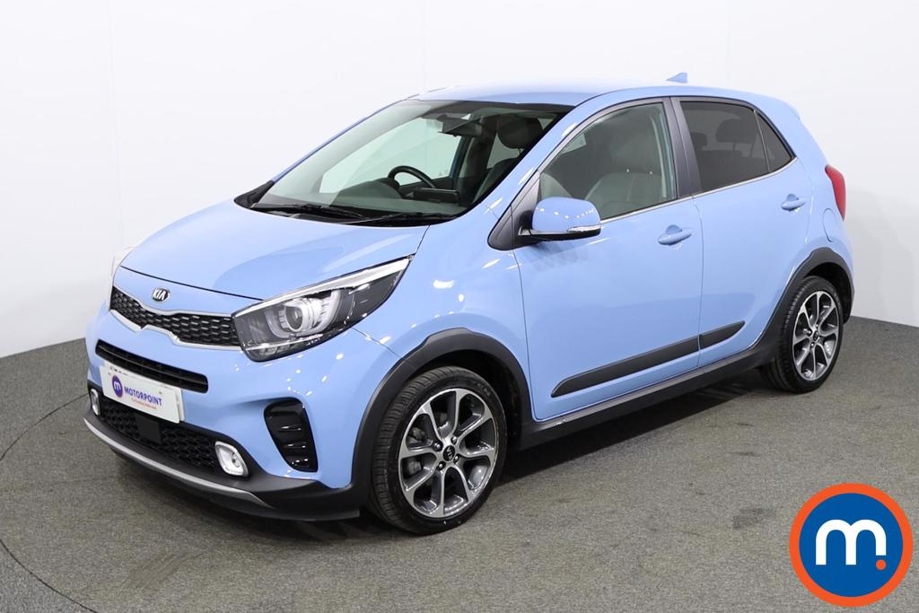 KIA Picanto 1.25 X-Line 5dr - Stock Number 1154037 Passenger side front corner