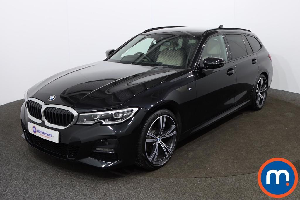 BMW 3 Series 320i M Sport 5dr Step Auto - Stock Number 1154062 Passenger side front corner