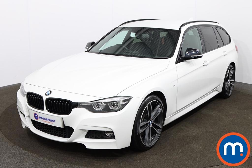 BMW 3 Series 320i M Sport Shadow Edition 5dr Step Auto - Stock Number 1145144 Passenger side front corner