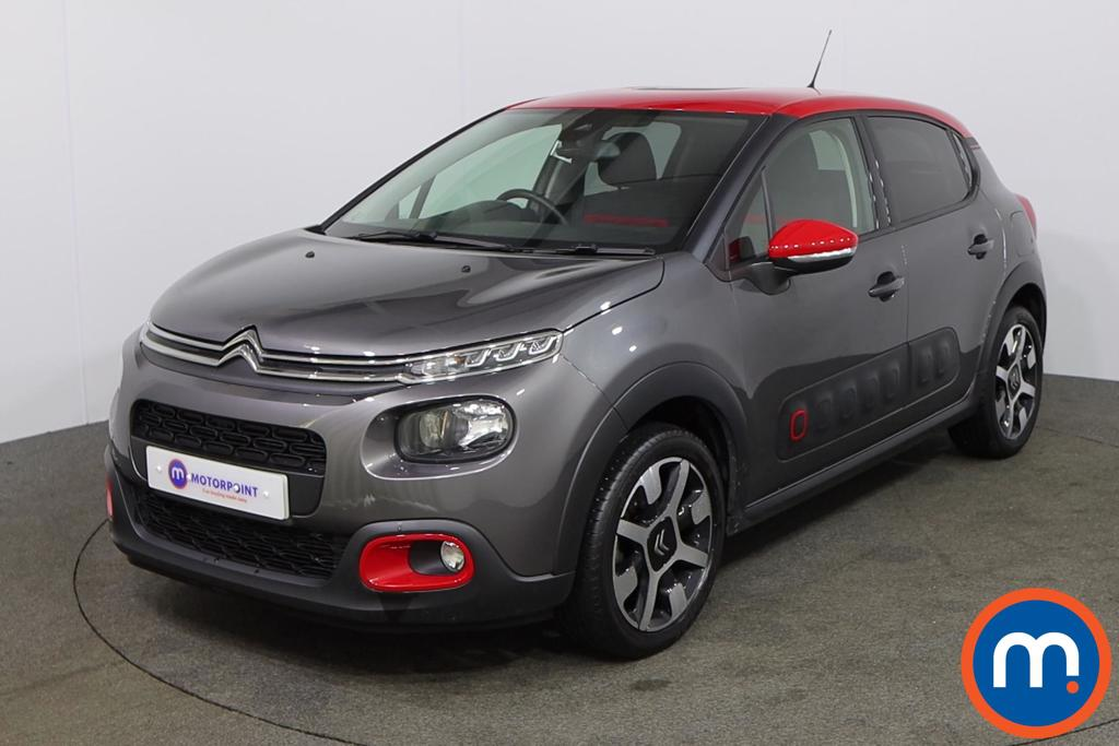Citroen C3 1.2 PureTech 82 Flair Nav Edition 5dr - Stock Number 1152295 Passenger side front corner