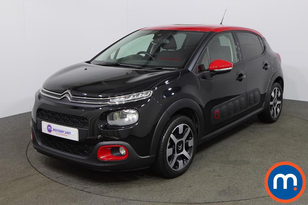 Citroen C3 1.2 PureTech 82 Flair Nav Edition 5dr - Stock Number 1152296 Passenger side front corner