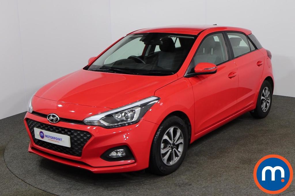 Hyundai I20 1.2 MPi SE 5dr - Stock Number 1153650 Passenger side front corner