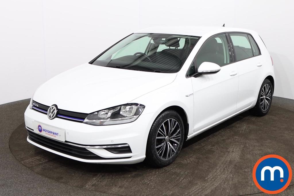 Volkswagen Golf 1.5 TSI EVO SE 5dr DSG - Stock Number 1149133 Passenger side front corner