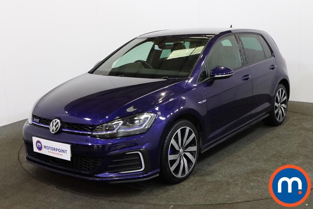 Volkswagen Golf 1.4 TSI GTE Advance 5dr DSG - Stock Number 1150699 Passenger side front corner