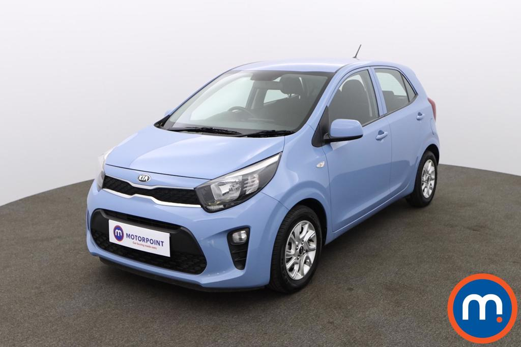 KIA Picanto 1.25 2 5dr Auto - Stock Number 1153205 Passenger side front corner