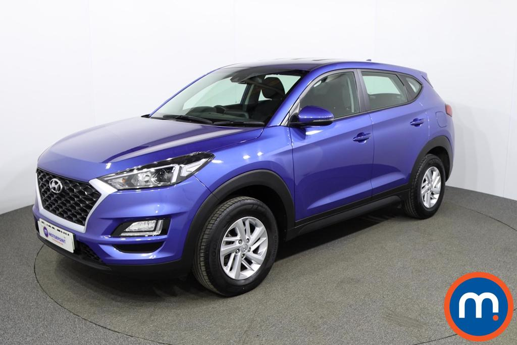 Hyundai Tucson 1.6 GDi S Connect 5dr 2WD - Stock Number 1150641 Passenger side front corner