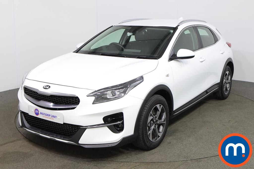 KIA Xceed 1.0T GDi ISG 2 5dr - Stock Number 1151502 Passenger side front corner