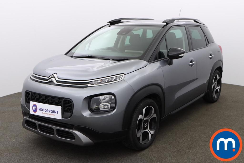 Citroen C3 Aircross 1.2 PureTech Flair 5dr - Stock Number 1152318 Passenger side front corner