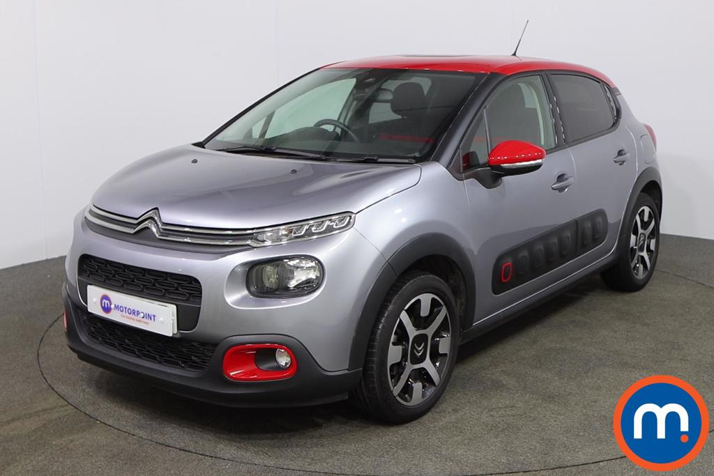 Citroen C3 1.2 PureTech 82 Flair Nav Edition 5dr - Stock Number 1152293 Passenger side front corner