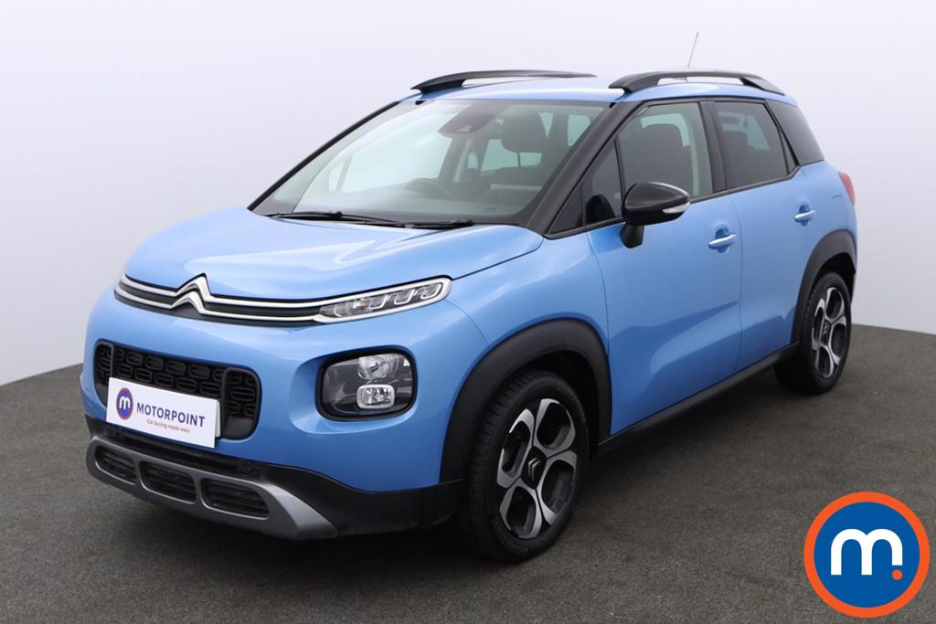 Citroen C3 Aircross 1.5 BlueHDi Flair 5dr [6 speed] - Stock Number 1152329 Passenger side front corner