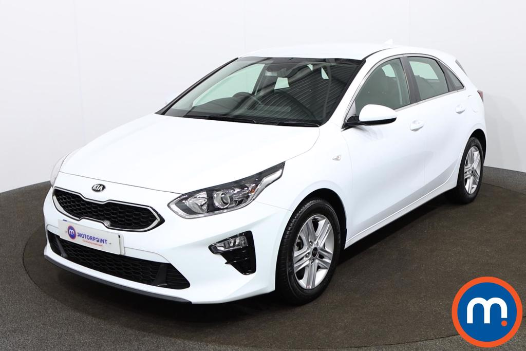 KIA Ceed 1.0T GDi ISG 2 5dr - Stock Number 1152997 Passenger side front corner