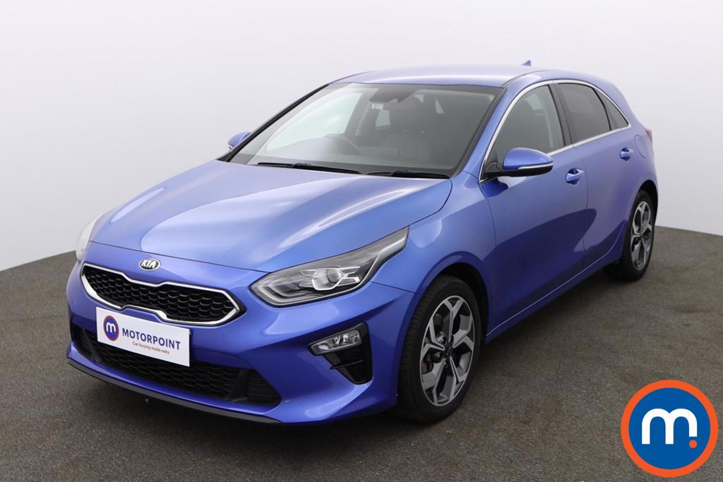 KIA Ceed 1.4T GDi ISG Blue Edition 5dr - Stock Number 1153290 Passenger side front corner