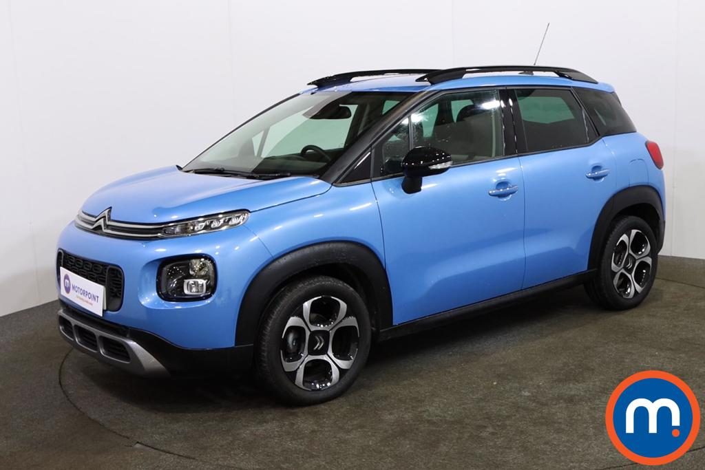 Citroen C3 Aircross 1.5 BlueHDi Flair 5dr [6 speed] - Stock Number 1154008 Passenger side front corner