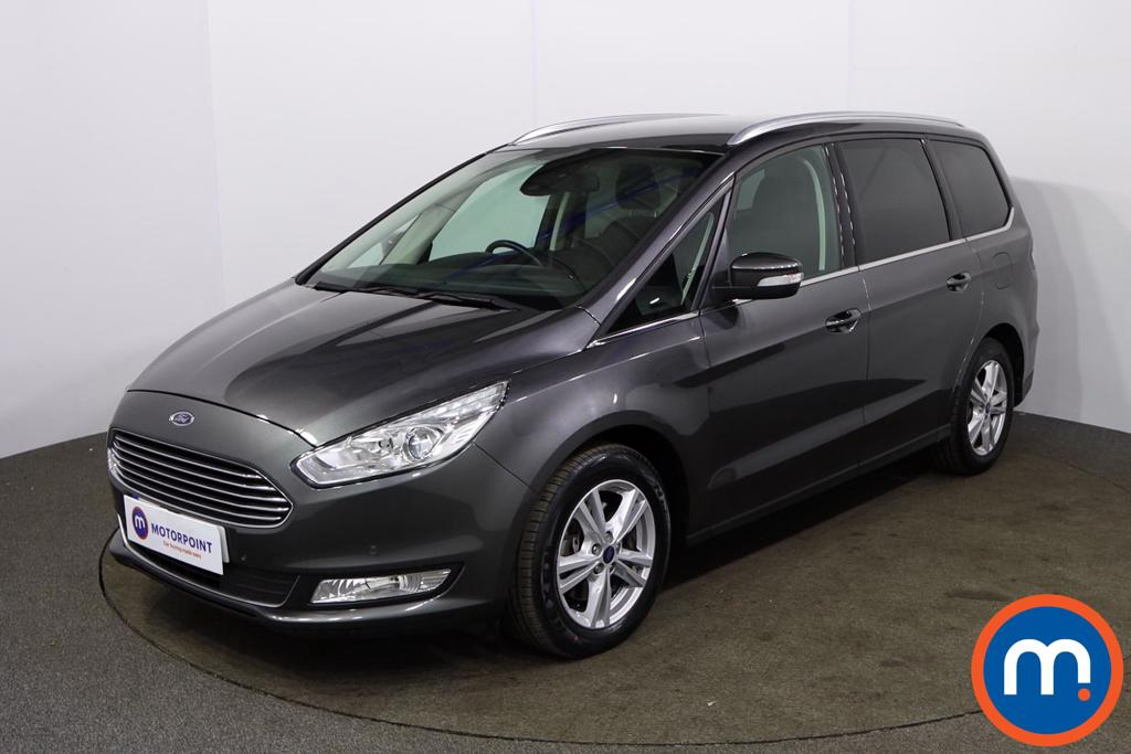 Ford Galaxy 2.0 EcoBlue 150 Titanium 5dr - Stock Number 1154051 Passenger side front corner