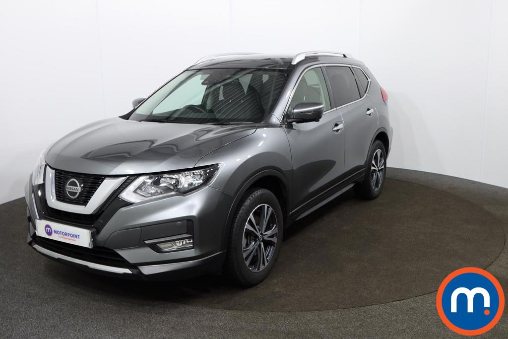 Nissan X-Trail 1.7 dCi N-Connecta 5dr [7 Seat] - Stock Number 1154542 Passenger side front corner