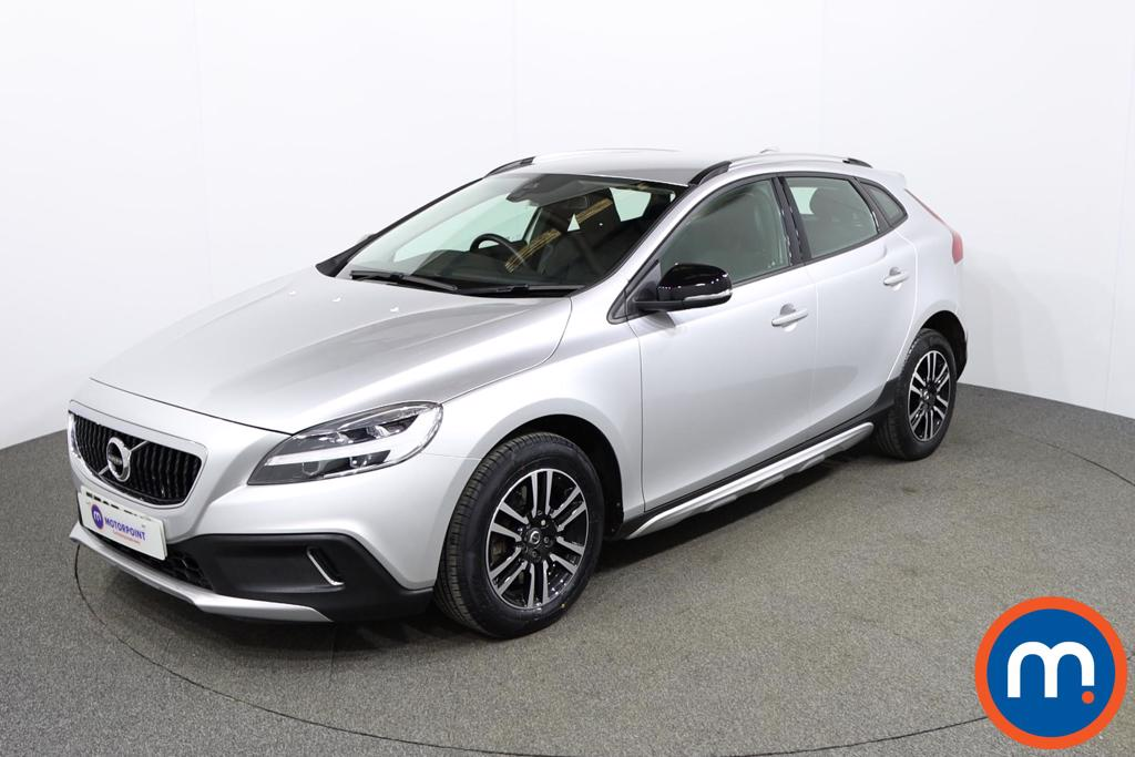 Volvo V40 T3 [152] Cross Country Nav Plus 5dr - Stock Number 1154873 Passenger side front corner