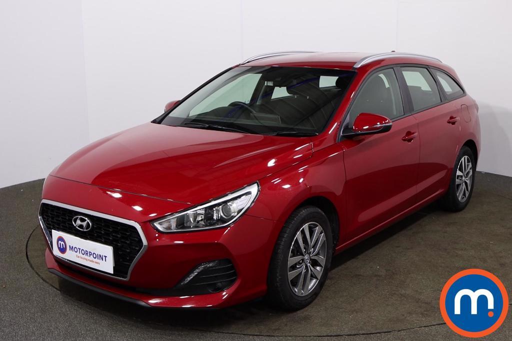 Hyundai I30 1.0T GDI SE Nav 5dr - Stock Number 1150624 Passenger side front corner