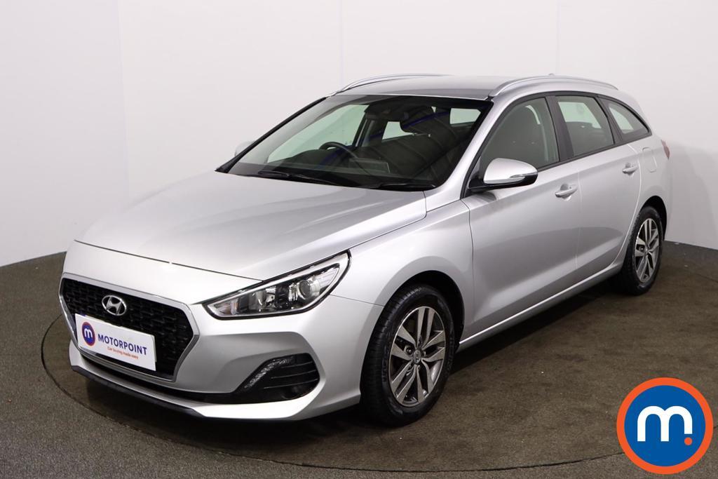 Hyundai I30 1.0T GDI SE Nav 5dr - Stock Number 1150630 Passenger side front corner