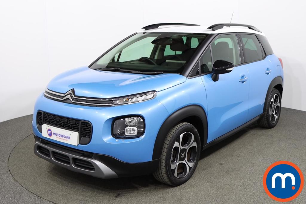 Citroen C3 Aircross 1.2 PureTech 110 Flair 5dr [6 speed] - Stock Number 1152230 Passenger side front corner