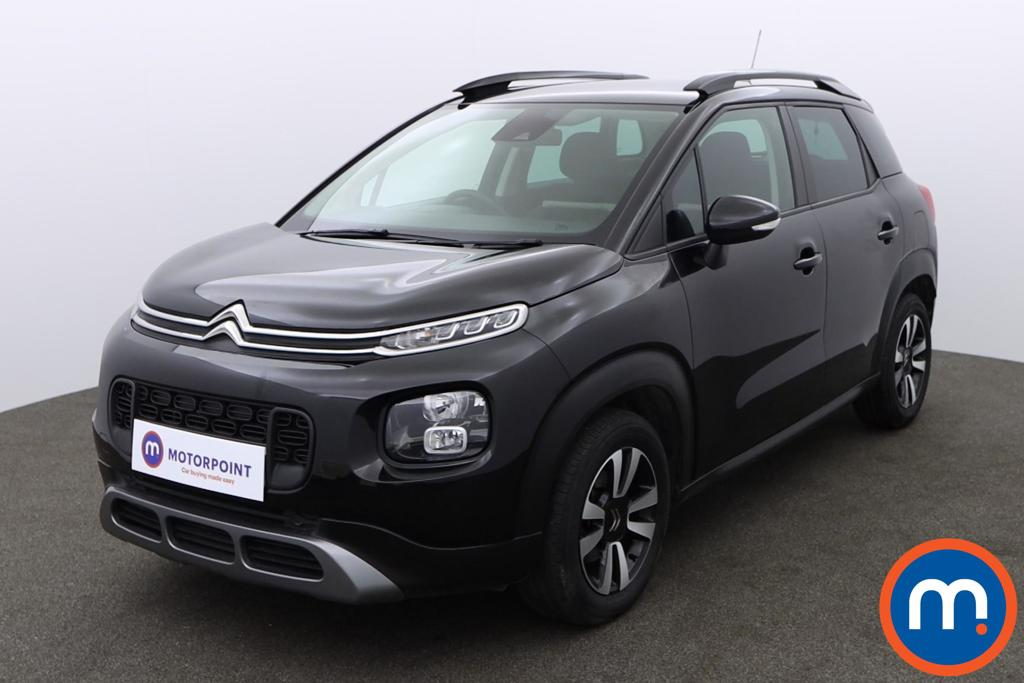 Citroen C3 Aircross 1.2 PureTech 110 Feel 5dr [6 speed] - Stock Number 1152332 Passenger side front corner